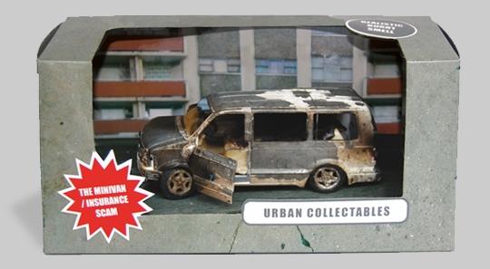 Коллекционные сгоревшие модели автомобилей - 20071123223401929_3