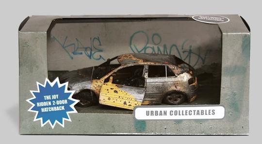 Коллекционные сгоревшие модели автомобилей - 20071123223401929_4