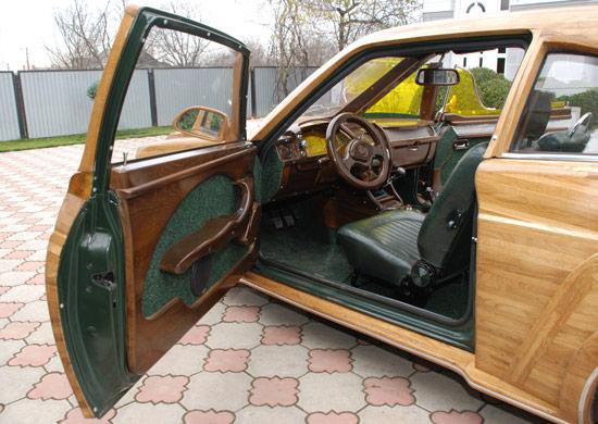 Деревянный автомобиль из Украины - 20071123223820274_2