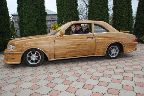 Деревянный автомобиль из Украины - 20071123223820274_3