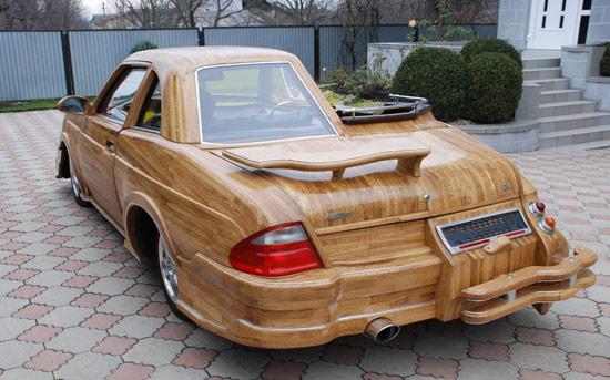 Деревянный автомобиль из Украины - 20071123223820274_5