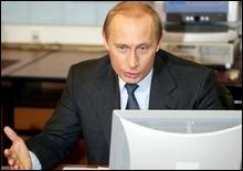 Путин выступает за высокую нравственность в интернете - 20071126154043572_1