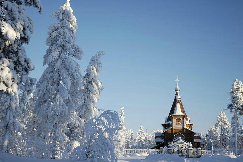 Зимние виды (25 фото) - 20071126162851121_12