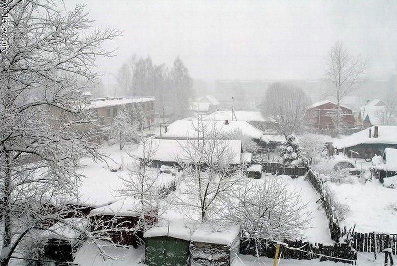 Зимние виды (25 фото) - 20071126162851121_5