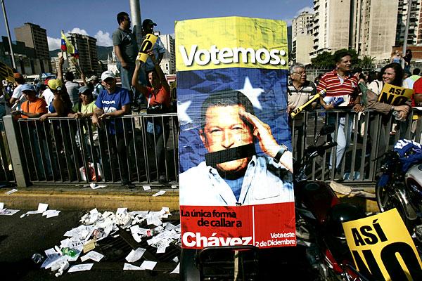 Марш несогласных в Венесуэле - 20071202194854103_8