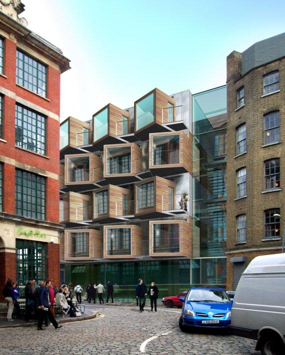 Миниквартиры — квартирный вопрос в Лондоне - 20071204162706457_1