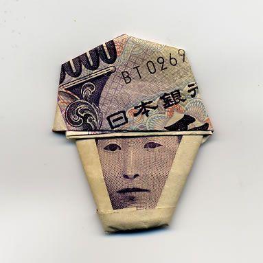 Оригами из денег  - 20071206195454799_18