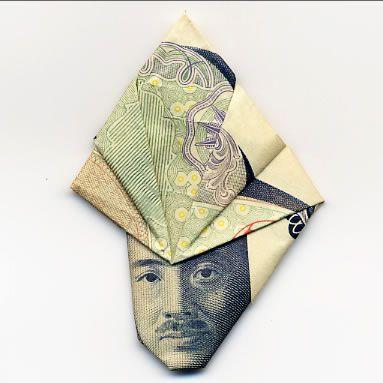 Оригами из денег  - 20071206195454799_21