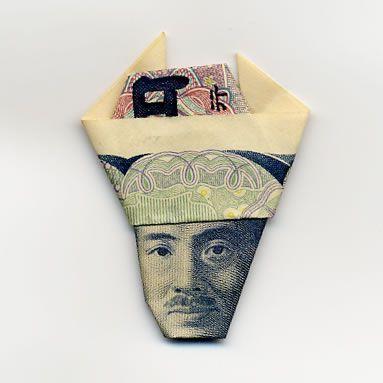 Оригами из денег  - 20071206195454799_25