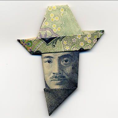 Оригами из денег  - 20071206195454799_26