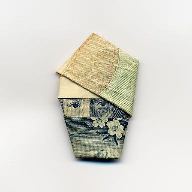 Оригами из денег  - 20071206195454799_33
