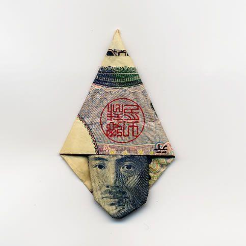 Оригами из денег  - 20071206195454799_35