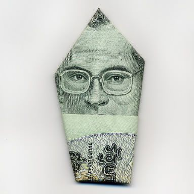 Оригами из денег  - 20071206195454799_38