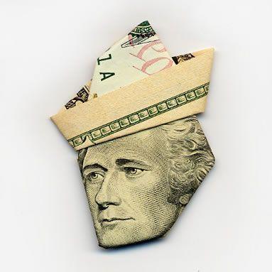 Оригами из денег  - 20071206195454799_6