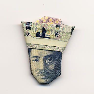 Оригами из денег  - 20071206195454799_8