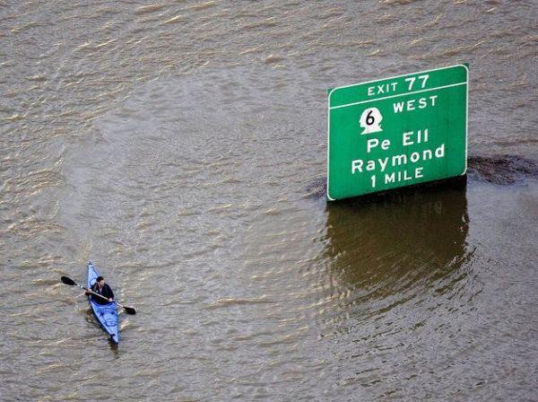 Сильнейшее наводнение на северо-западе США - 20071206201024183_1