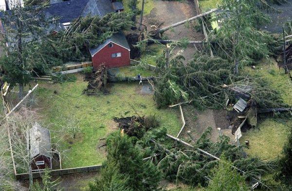 Сильнейшее наводнение на северо-западе США - 20071206201024183_9