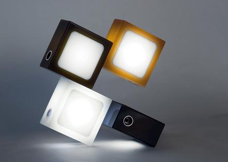 Лампа-конструктор Twist Together Lamp  - 20071210161512400_2