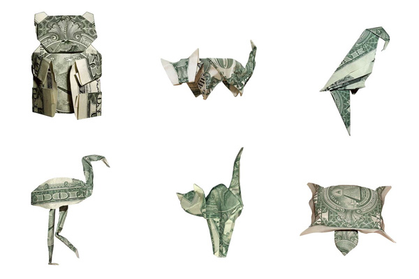 Moneygami — оригами из денег 2  - 20071210163800482_1