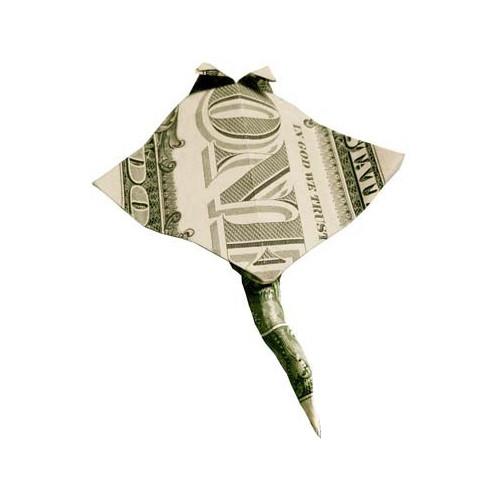 Moneygami — оригами из денег 2  - 20071210163800482_11