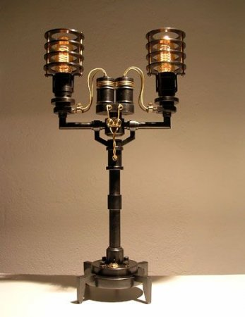 Лампы в стиле Steampunk - 20071213002115657_7