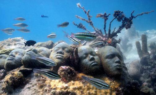 «Молиньере» – единственный в мире парк подводных скульптур - 20071216152217411_3