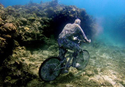 «Молиньере» – единственный в мире парк подводных скульптур - 20071216152217411_4