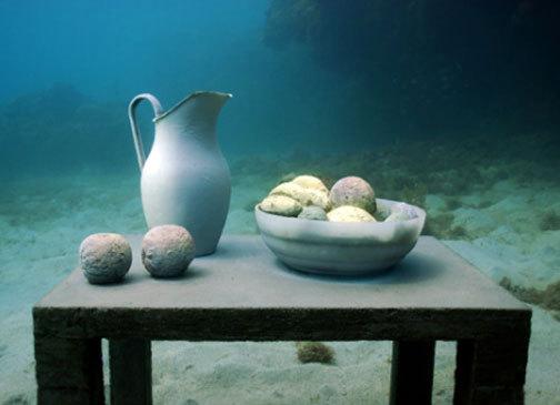 «Молиньере» – единственный в мире парк подводных скульптур - 20071216152217411_6