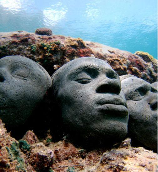 «Молиньере» – единственный в мире парк подводных скульптур - 20071216152217411_7