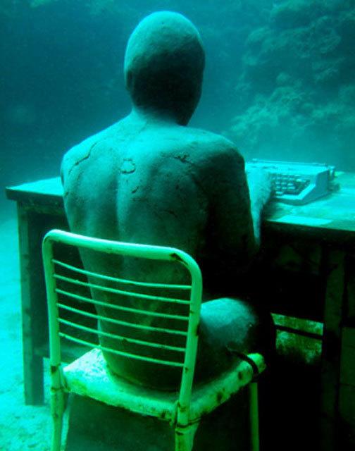 «Молиньере» – единственный в мире парк подводных скульптур - 20071216152217411_9