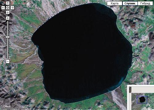 Озеро «нетающего льда» поведает о будущем планеты - 20071217160606799_2