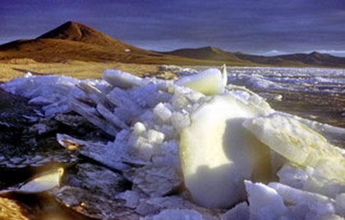 Озеро «нетающего льда» поведает о будущем планеты - 20071217160606799_5