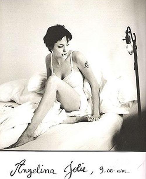 Без прикрас: как выглядят знаменитые женщины до 10 утра... - 20071218171838629_4