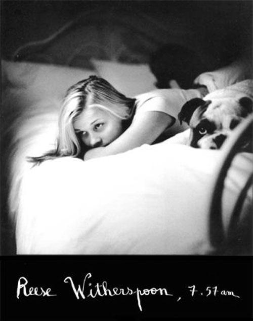 Без прикрас: как выглядят знаменитые женщины до 10 утра... - 20071218171838629_5