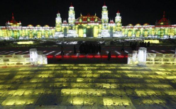 Фестиваль снежных и ледяных фигур в Харбине - 20071224195506355_8