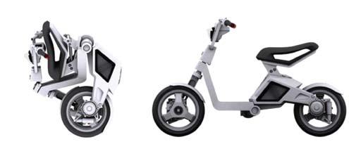 Робоскутер — электрический скутер-трансформер - 20080110175439628_2