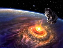 К Земле приближается крупный астероид  - 20080125103302496_1