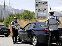 В Италии арестован глава мафиозного синдиката  - 20080219101457671_1