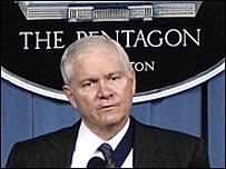 Пентагон: политика в отношении Ирана не изменится  - 20080312120844492_1