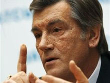 Ющенко обязал коалицию принять закон о перевыборах в Киеве - 20080318101300233_1