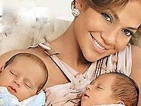 Дженнифер Лопес привезет в Москву своих новорожденных близнецов - 20080407142240854_1