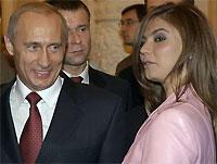 Владимир Путин женится на Алине Кабаевой? - 20080414172358224_1