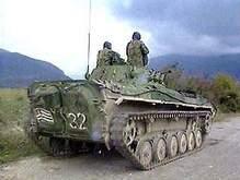 Грузинский министр: Война на Кавказе может вспыхнуть в любой момент    - 20080424131308506_1