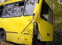 В Киевской области перевернулся пассажирский автобус - 20080429123126270_1