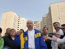 Турчинов: Кольцевая автодорога вокруг Киева будет бесплатной    - 20080505145306300_1