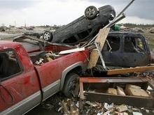 Жертвами урагана в американском штате Айова стали восемь челове - 20080526090404212_1