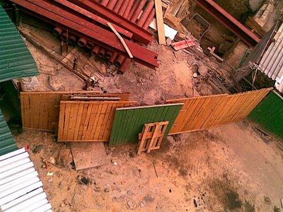Ленінградська площа - Дарницький універмаг. - 20080619213521243_21