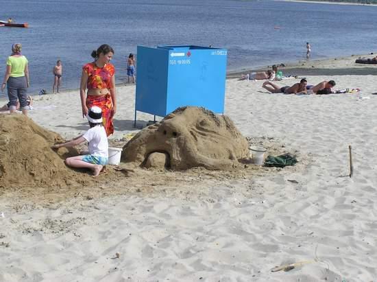 Фестиваль песчаной скульптуры 2004 год, Оболонь (фото из архива) - Festival-peschanoj-skulptury-2004-Obolon_10