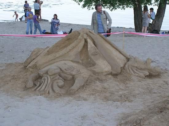 Фестиваль песчаной скульптуры 2004 год, Оболонь (фото из архива) - Festival-peschanoj-skulptury-2004-Obolon_20