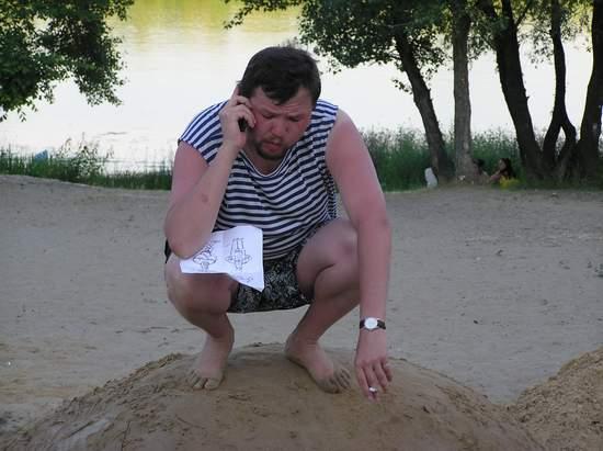 Фестиваль песчаной скульптуры 2004 год, Оболонь (фото из архива) - Festival-peschanoj-skulptury-2004-Obolon_27